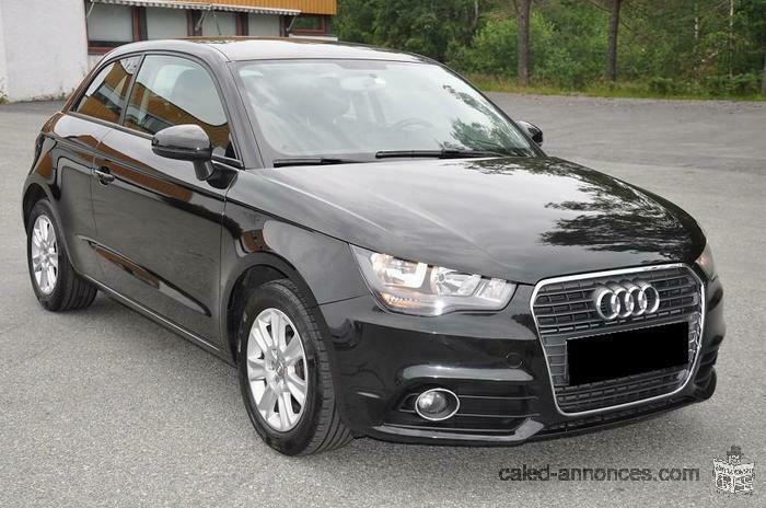 Audi A1 1,2 TFSI Ambition 86 HK