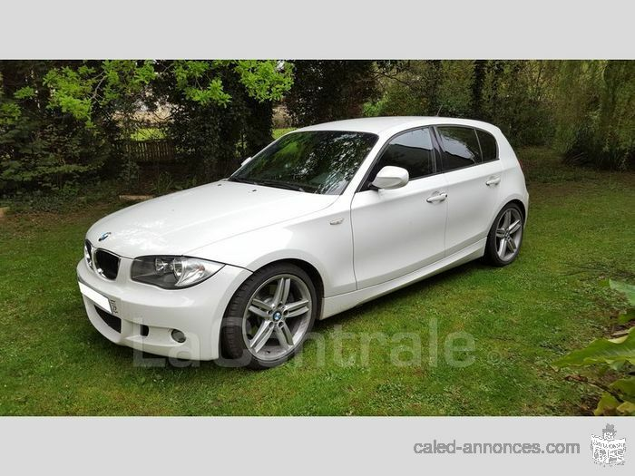 BMW SERIE 1 E87 5 PORTES