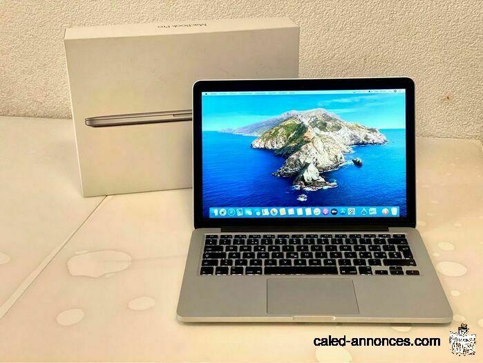 MacBook Pro Retina 13 Année 2015 OS X Catalina.