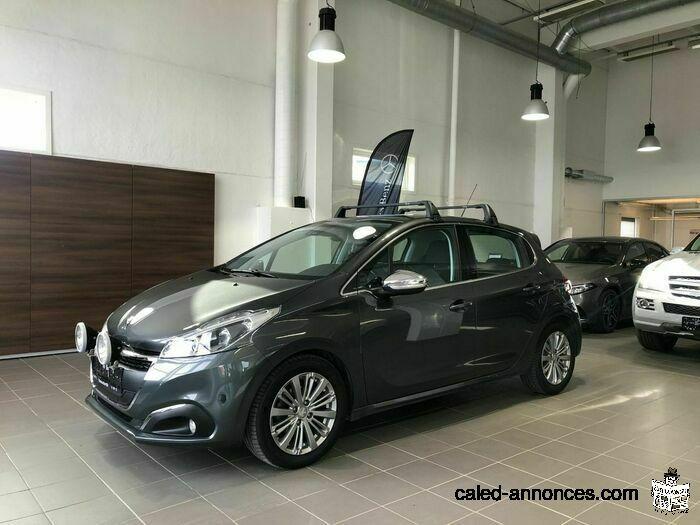 Peugeot 208 tif 1.6 BlueHDi 100hp Navi