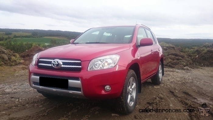 Toyota RAV4 Executive D-4D