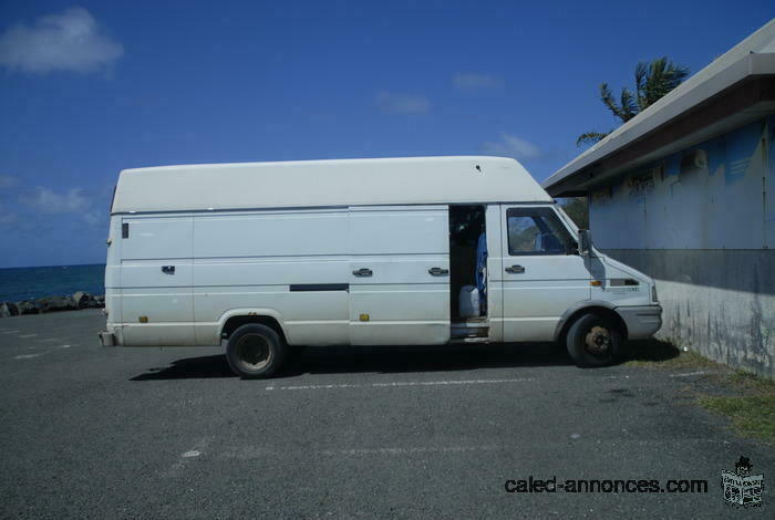Vends camion iveco