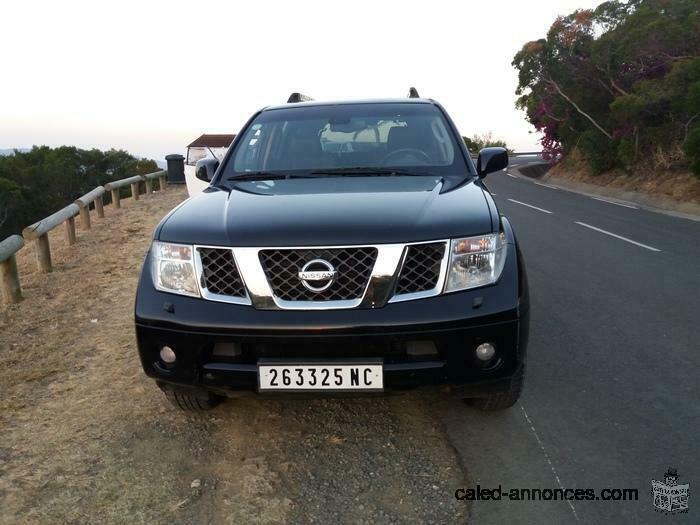 Vente Nissan Pathfinder