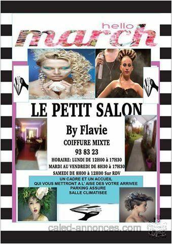 le Petit Salon By Flavie, coiffure mixte